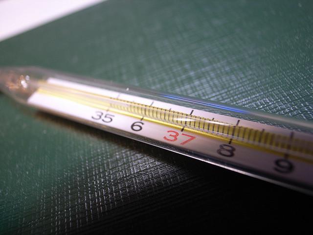 К 2020 году в России запретят ртутные градусники и люминесцентные лампы