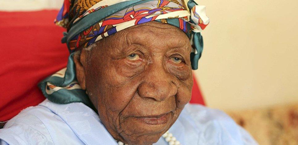 Старейшая жительница планеты умерла на Ямайке