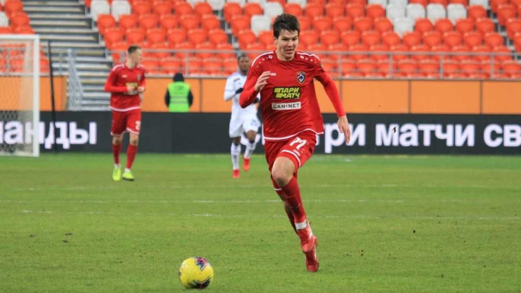 «Тамбов» разгромил «Оренбург» в последнем матче в этом году