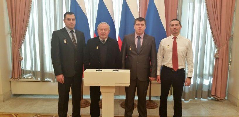 Министр образования и науки вручила премии ученым ТГТУ