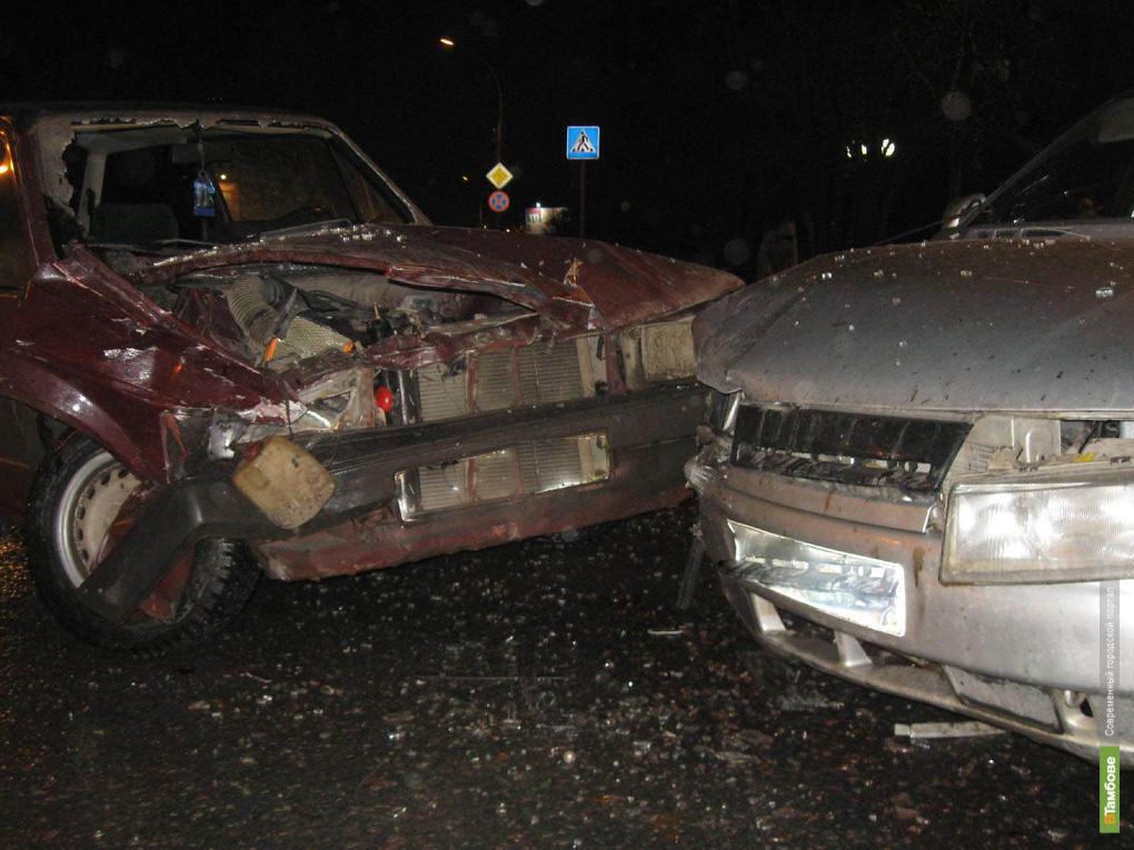 18-летний лихач попал в ДТП