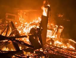 Пожилая тамбовчанка погибла в огне