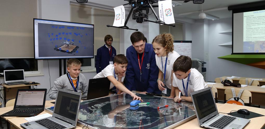 От лабораторий до кинотеатра: детский технопарк в регионе оснастят различными площадками