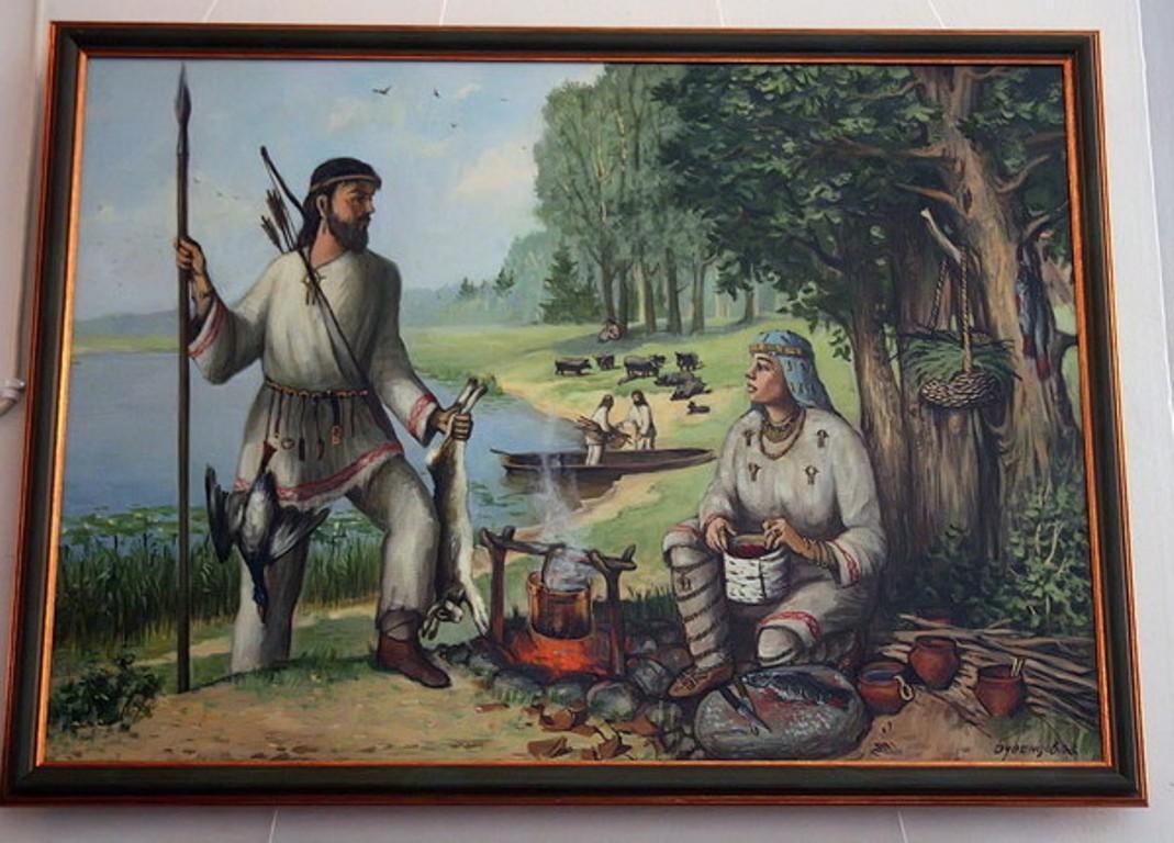 картинка охота и рыболовство на руси украсили работы финалистов