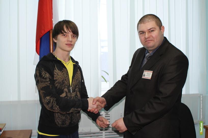 В Тамбовской области впервые выдали разрешение на работу студенту-иностранцу