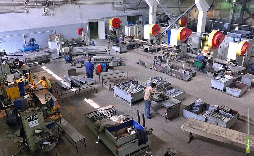 На Тамбовщине увеличились объемы производства