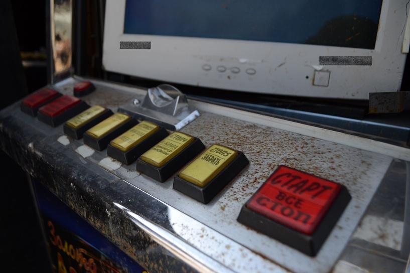 Мичуринец проводил азартные игры в помещении торгового павильона