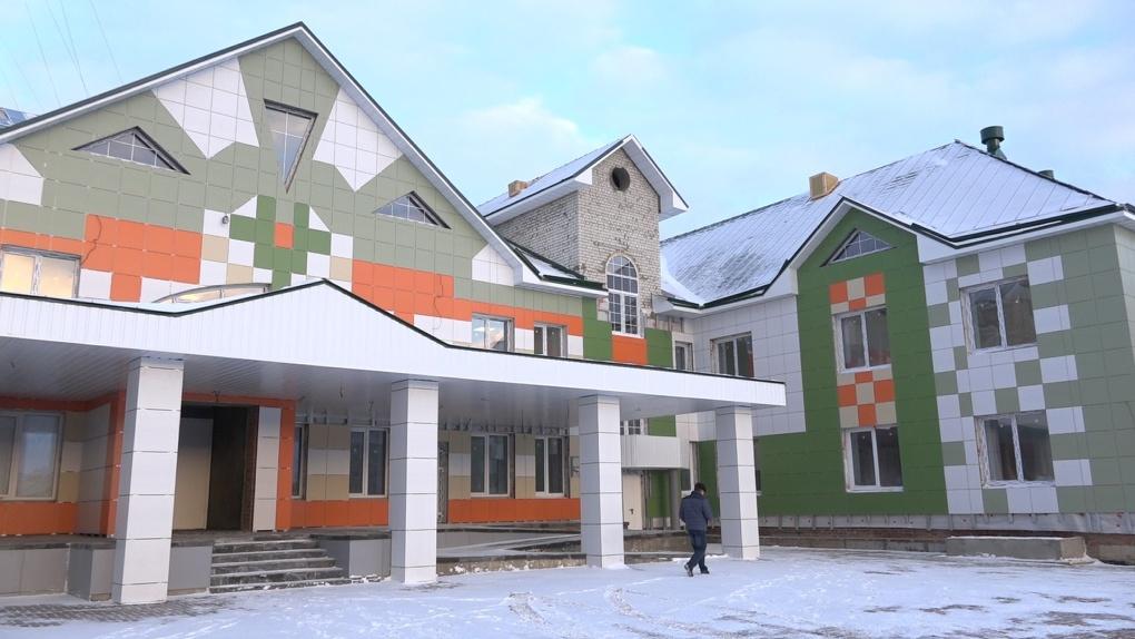 Почти за пять месяцев на севере Тамбова построили «Волшебную страну»