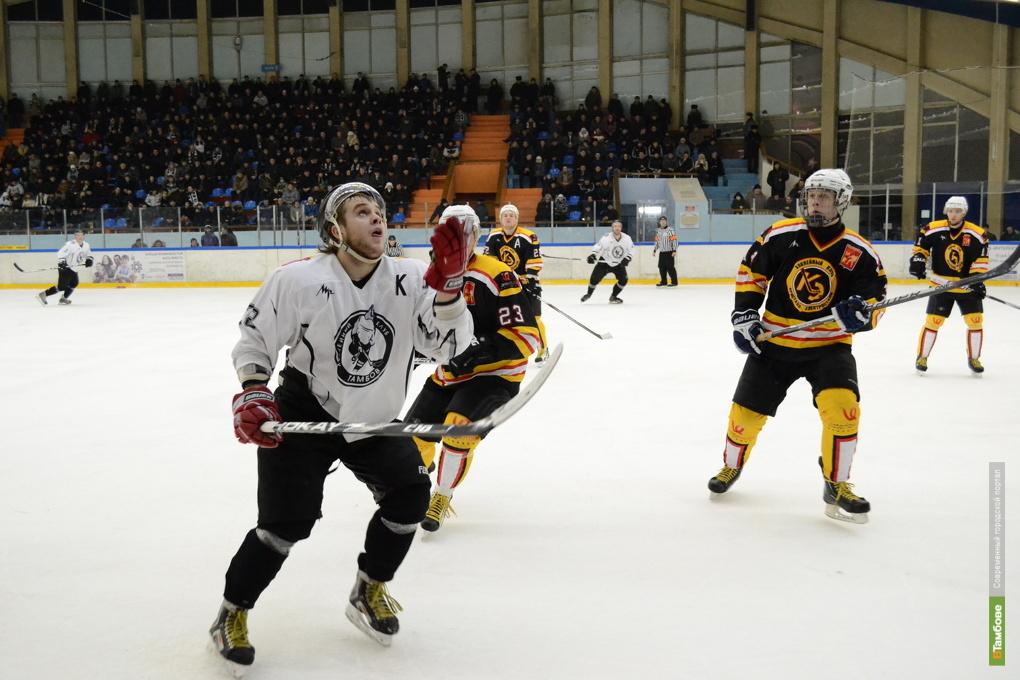 Тамбовскую хоккейную дружину пополнили 5 новобранцев