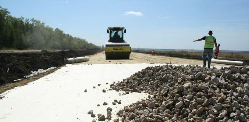 В тамбовских сёлах начали появляться новые дороги