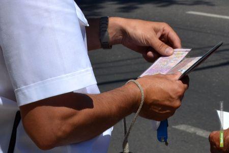 Тамбовские автоинспекторы досрочно отказались от «палочной системы»