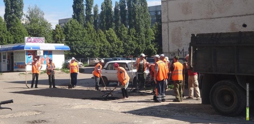 С подрядчиков взыскали более 8 млн рублей за сорванные сроки ремонта дорог в Тамбове