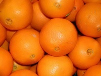 Семимиллиардному жителю Земли вручили тонну апельсинов