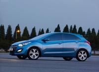 Новый Hyundai i30 появится у нас в мае