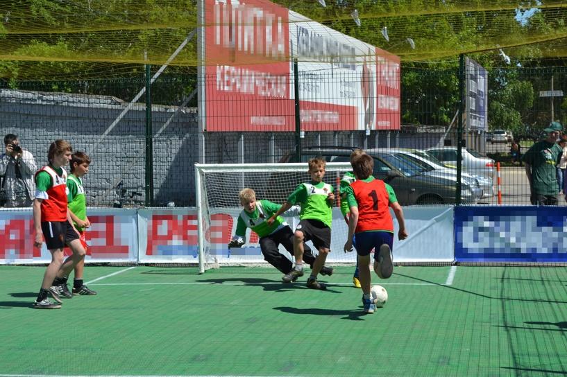 В Тамбове пройдет детский кубок Черноземья по футболу