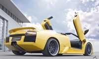 Патрулировать улицы Дубая будут на Lamborghini