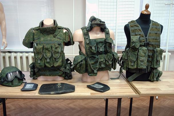 Экипировка «солдата будущего» поступит в российскую армию до конца года
