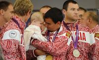 Паралимпийцы получили госнаграды из рук Путина
