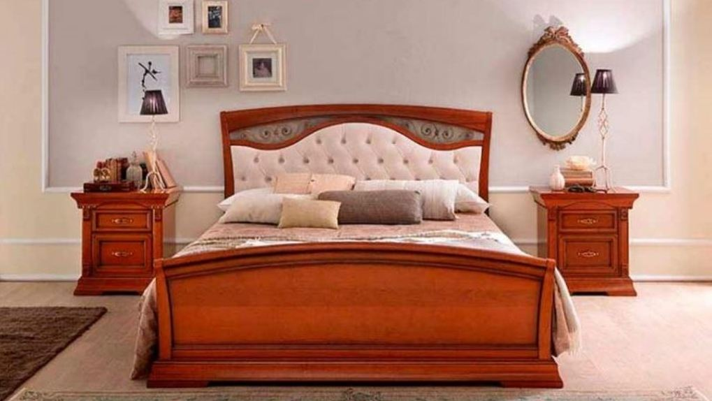 Классические спальни: о специфике оформления рассказывает салон Mobilicasa
