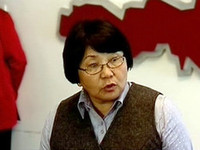 Роза Отунбаева стала президентом Киргизии