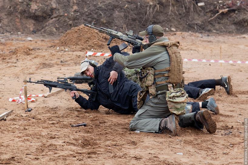 Тамбовчане посоревнуются в стрельбе на трегуляевском полигоне