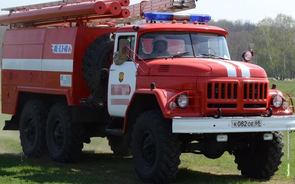 При пожаре в Мордовском районе погиб мужчина