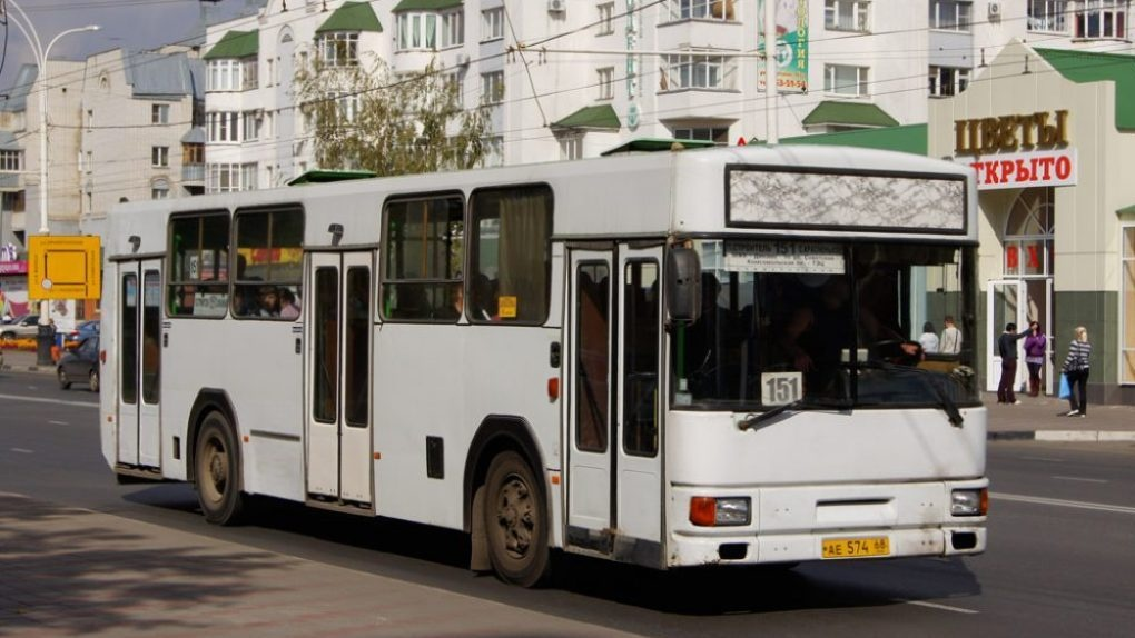 В Тамбове общественный транспорт будет ходить реже