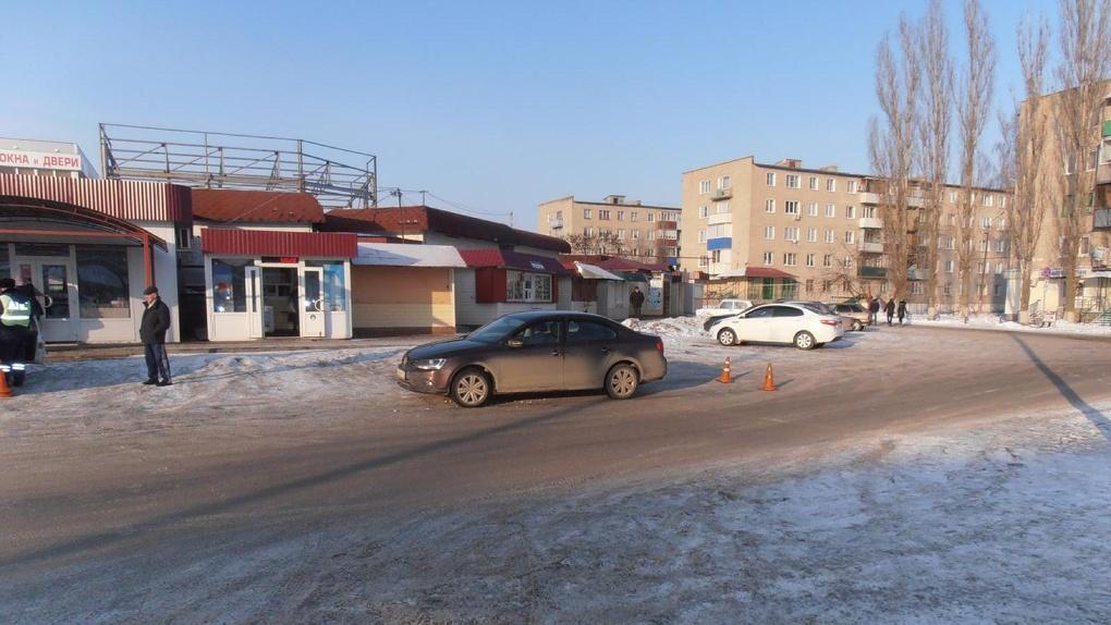 В Уварово 9-летняя девочка попала под колёса авто