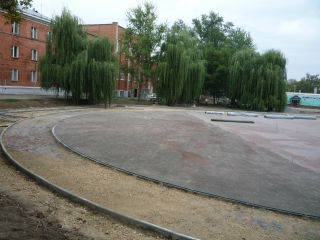 В Котовске появились новые стадион и котельная