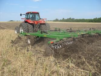 Тамбовский фермер распахивал землю на территории исторического памятника