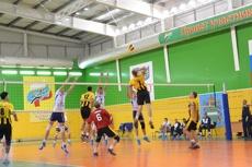 Тамбовские волейболисты проиграли команде из Ельца