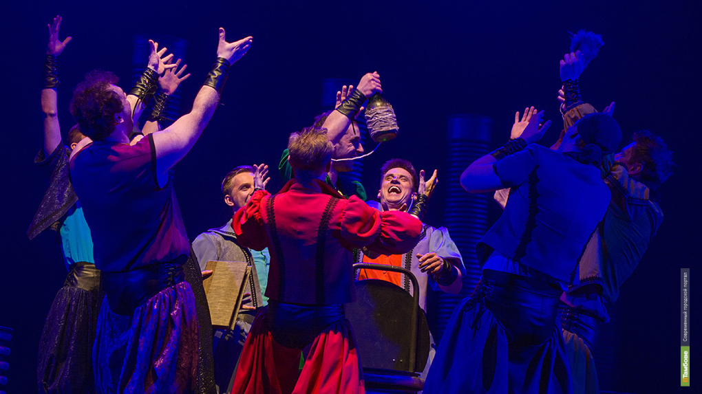 Нижегородский театр «Комедiя» привёз в Тамбов Шекспира