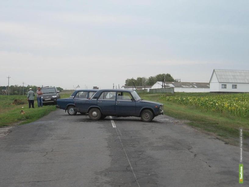 Под Тамбовом 89-летний водитель стал виновником ДТП