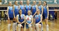 Волейболистки из «Державы» сыграют на чемпионате Европы среди вузов