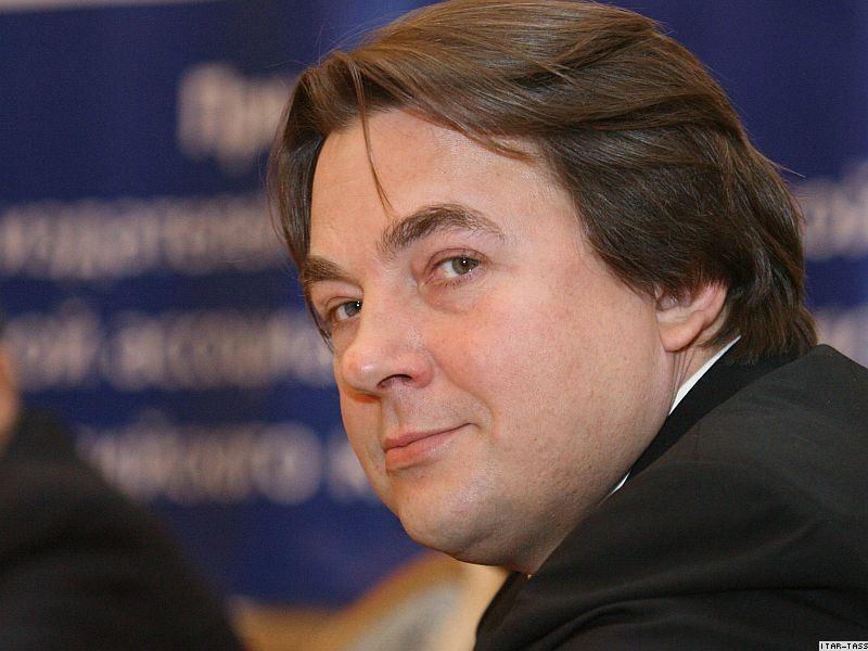 Константин Эрнст получил премию ТЭФИ