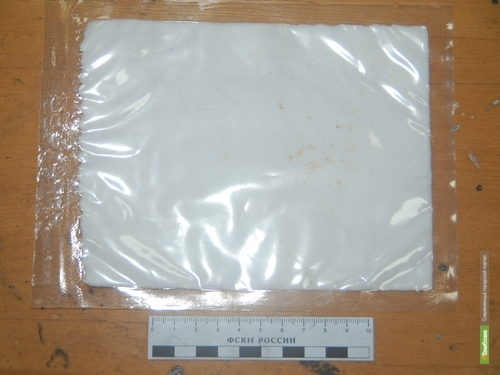 Жителя Тамбова задержали за распространение синтетического наркотика