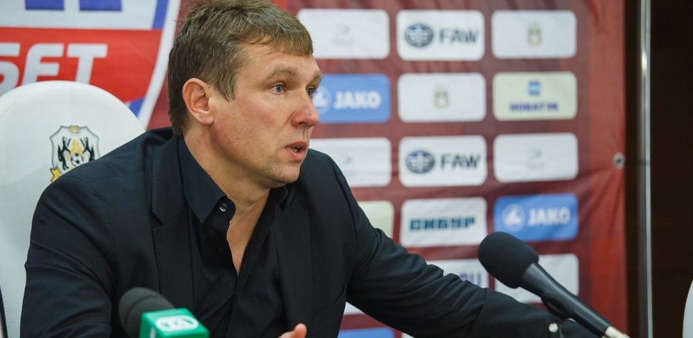 Андрей Талалаев снова претендует на звание лучшего тренера