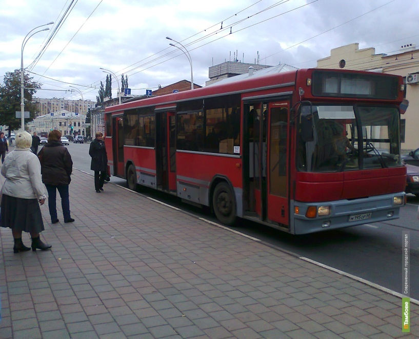 Тамбовские автобусы перестали ездить по «дачным» маршрутам