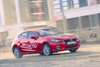 «Огонь, иди со мной»: тестируем новую Mazda 3