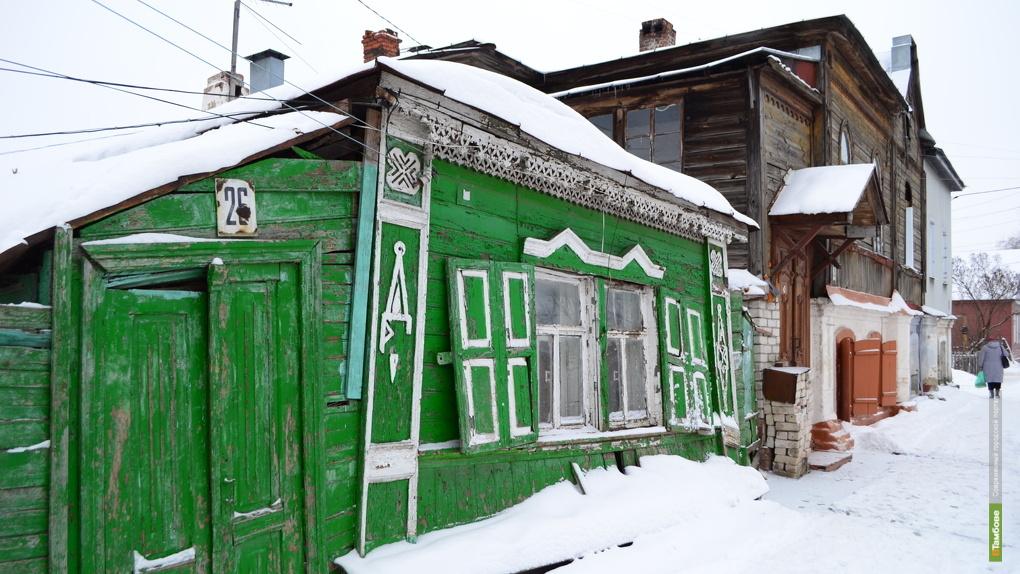 Часть исторических зданий в Тамбове отремонтируют в следующем году