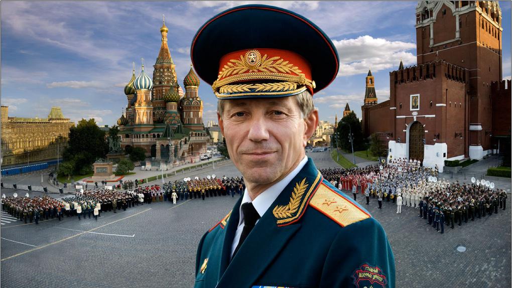 В Тамбове большим концертом почтили память Валерия Халилова и всех погибших в авиакатастрофе над Сочи