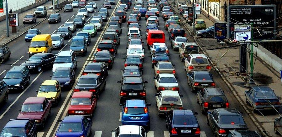 В России вместо транспортного налога хотят ввести экологический сбор