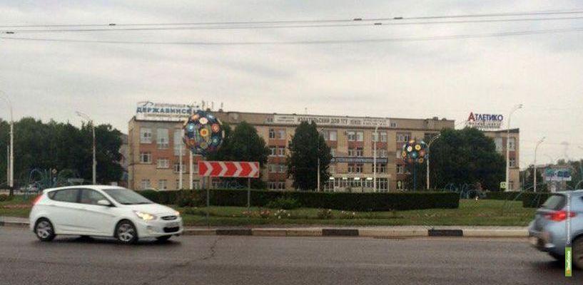 С Комсомольской площади убрали ёлку