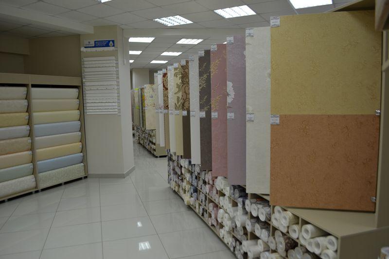 Супермаркет «Обои» предлагает тамбовчанам оригинальные интерьерные решения
