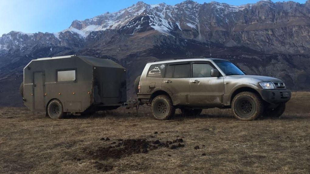 Первый штраф за 9 тысяч километров: Руслан Внедорожный приехал в Тамбов
