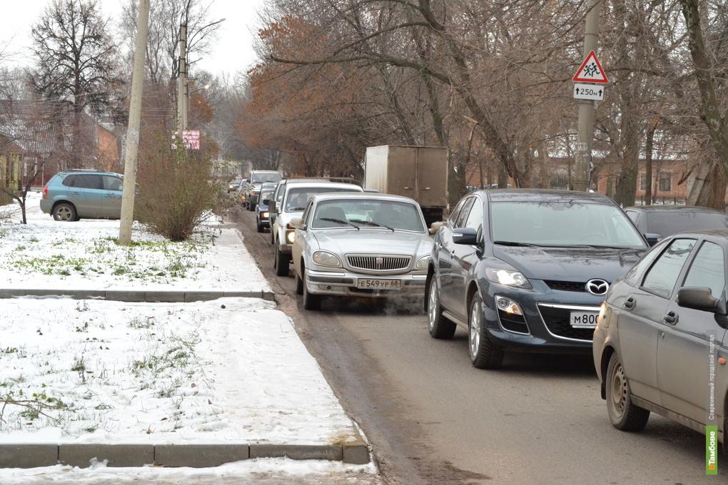 Тамбовчане просят у губернатора новый светофор