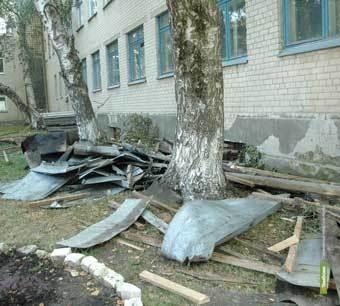 Регионы получат 1 млрд руб на предотвращение аварий в школах