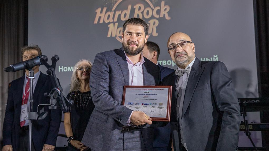 Тамбовская компания выиграла в номинации «Лучший благотворительный проект»