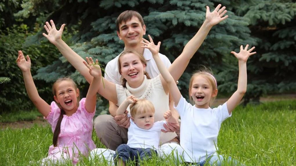 До 1 октября тамбовчане могут подать заявление на предоставление новых мер поддержки семьям с детьми