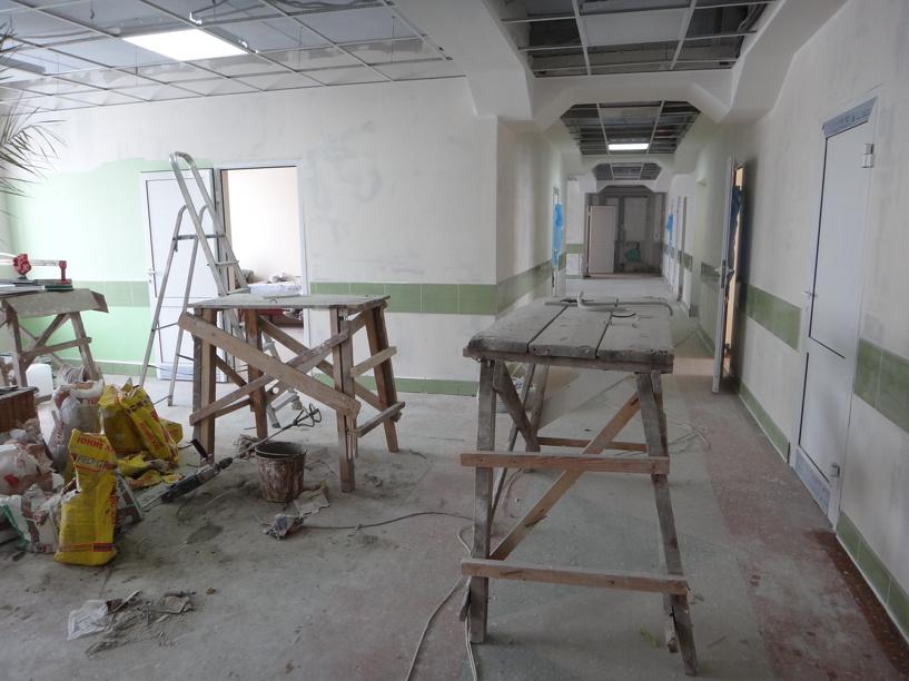 Ремонт в тамбовской «инфекционке» сделают в следующем году